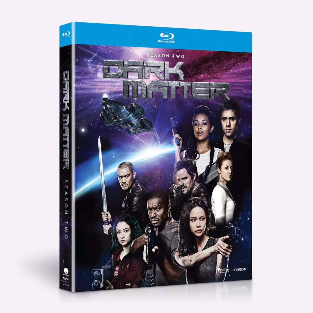 Season Two - Blu-ray home-video