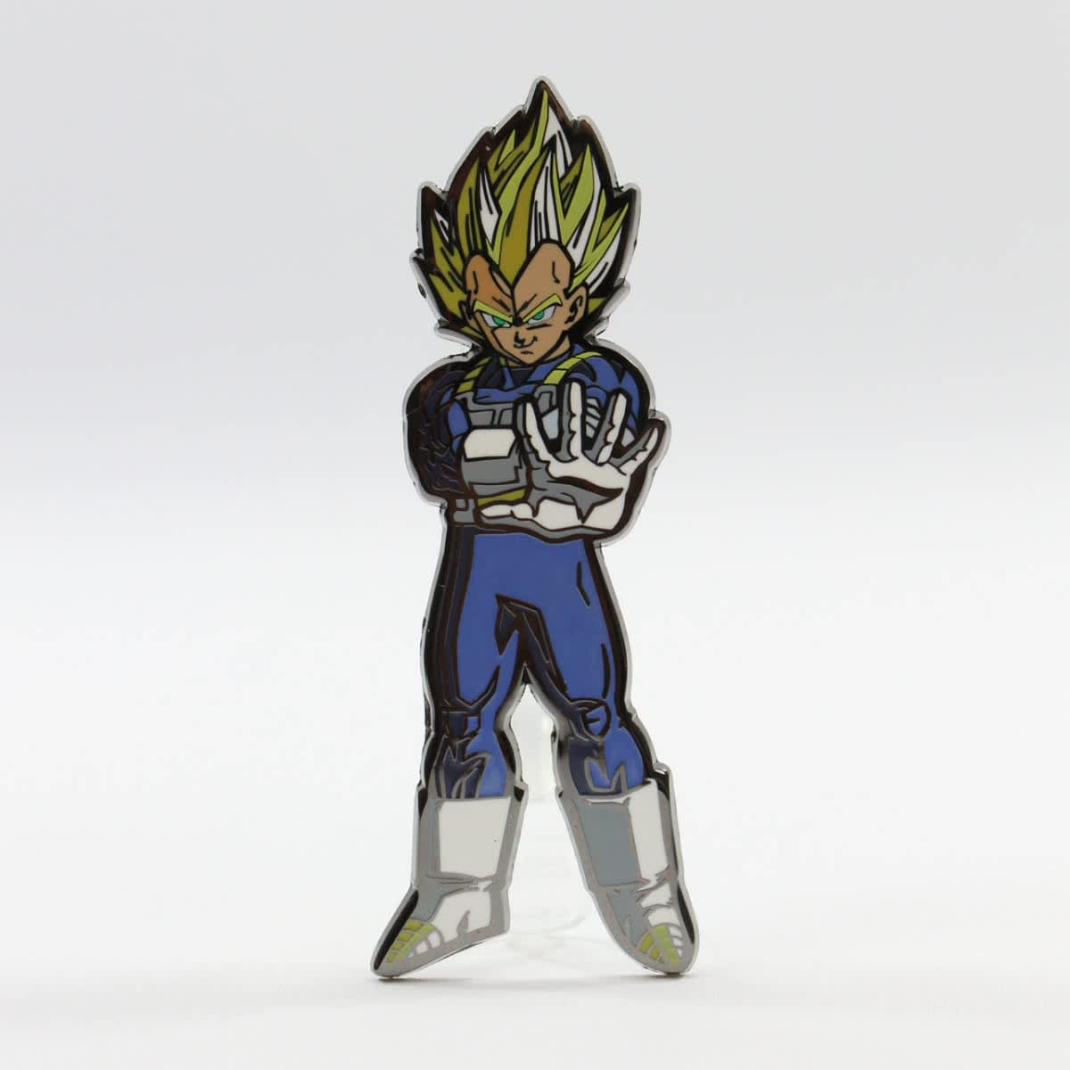 Dragon Ball Z Super Saiyan Vegeta Figpin Accessories