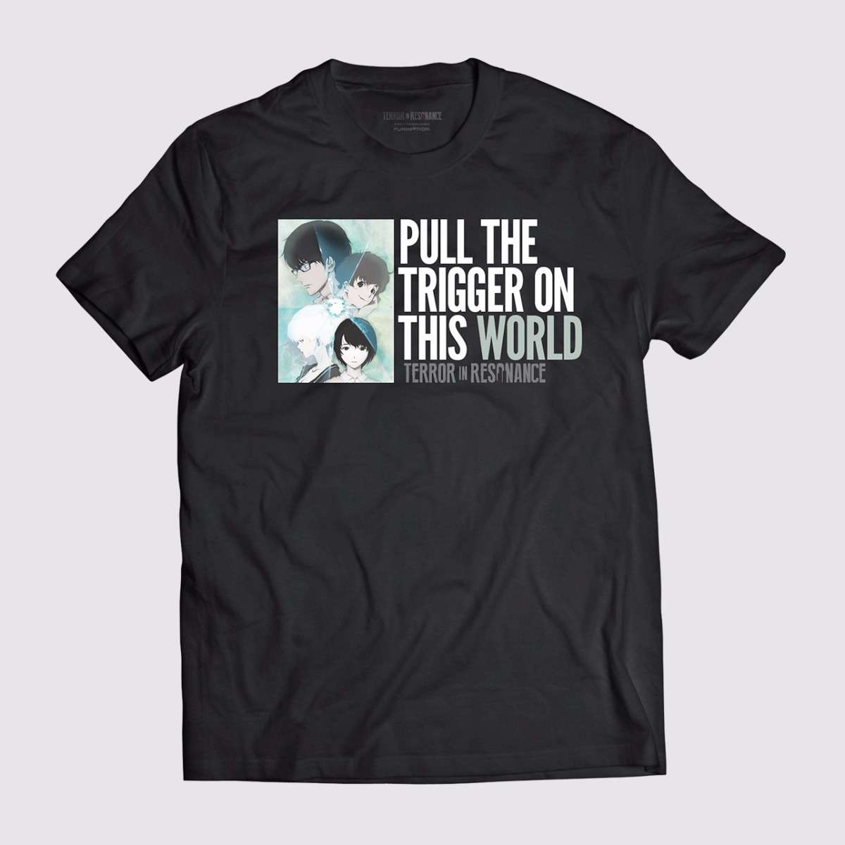 T-shirt - Pull the Trigger apparel