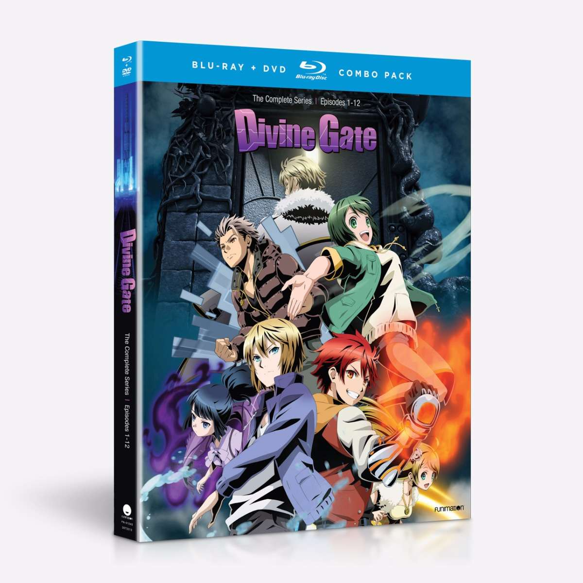 The Complete Series - BD/DVD Combo home-video