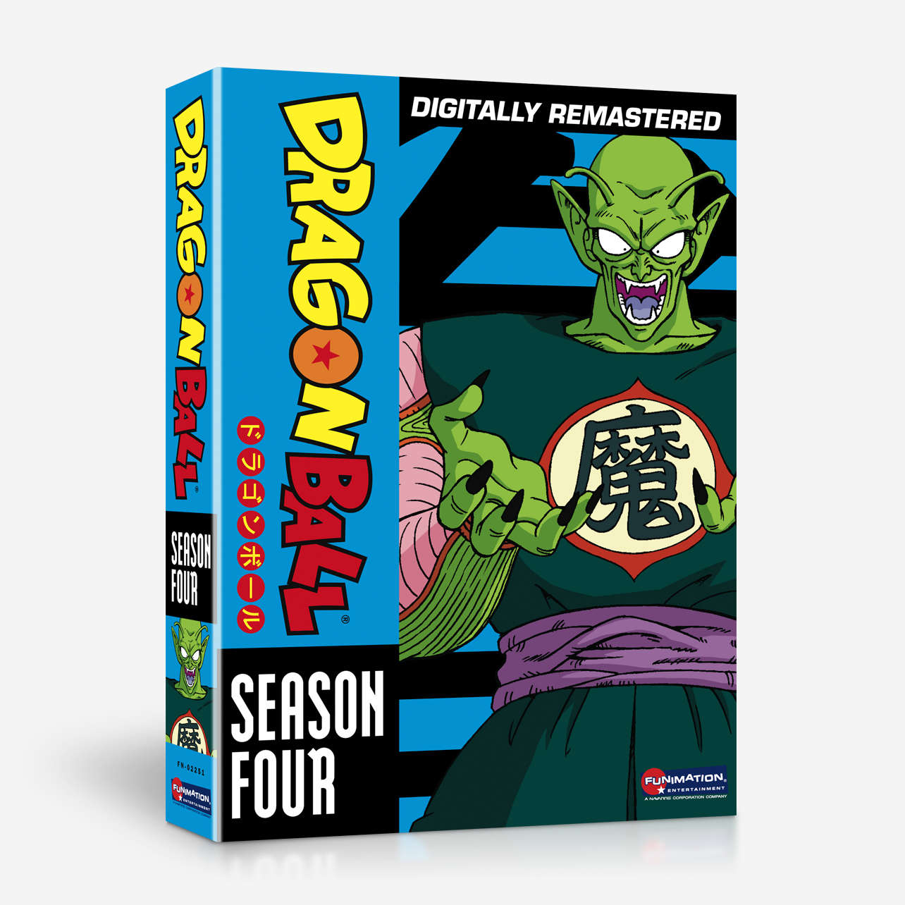 Season Four home-video