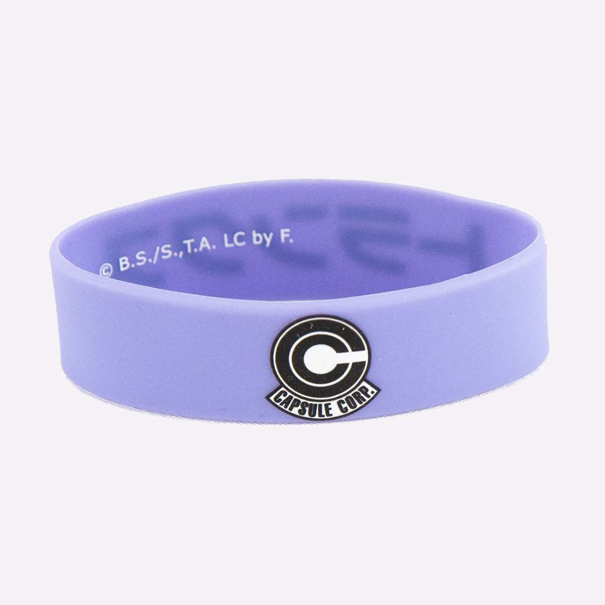 Capsule PVC Wristband accessories