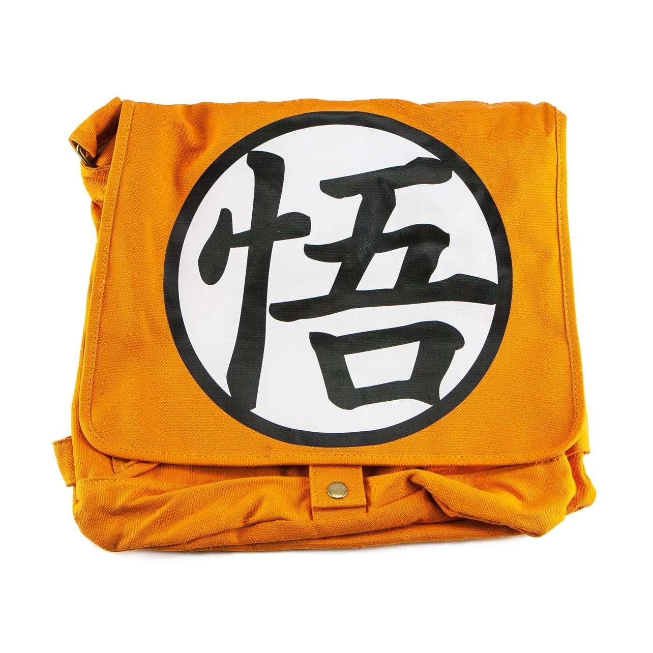 Goku Symbol Messenger Bag accessories