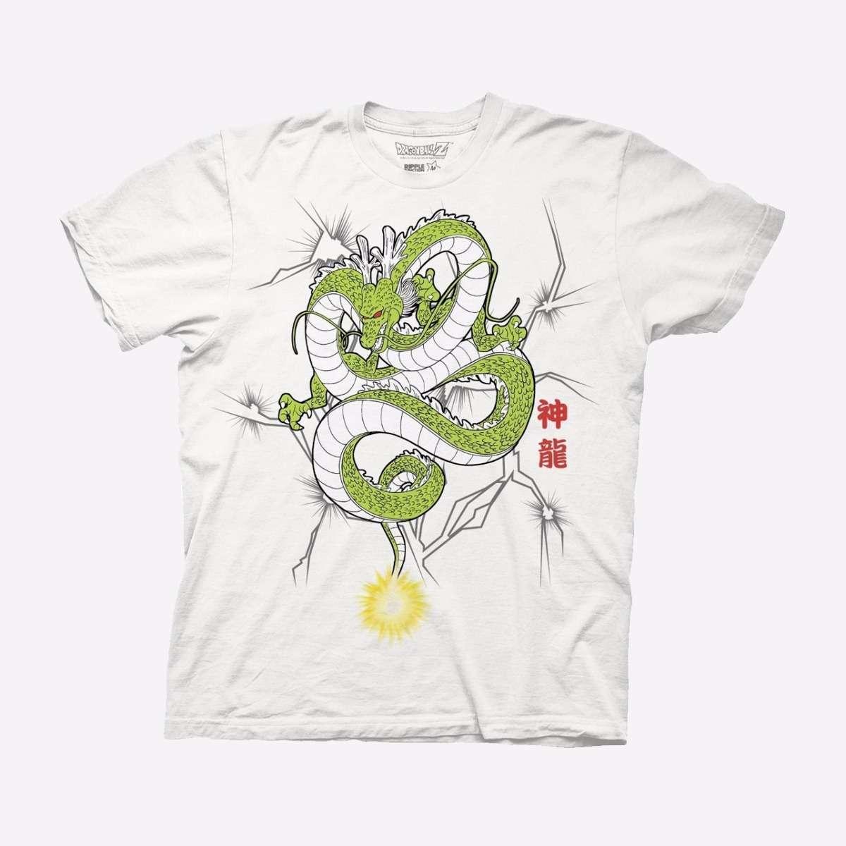 T-Shirt - Shenron  apparel