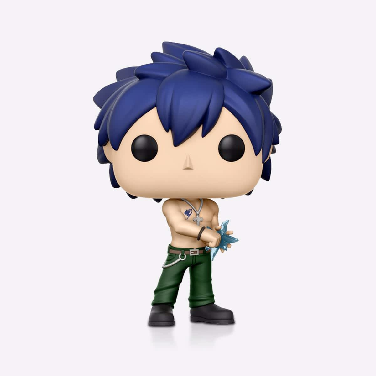 Funko Pop - Gray Fullbuster Figures & Collectibles