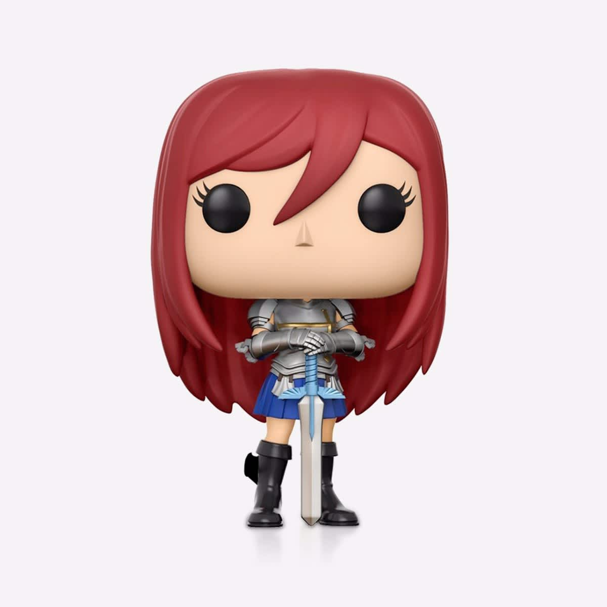 Funko Pop - Erza Scarlet Figures & Collectibles