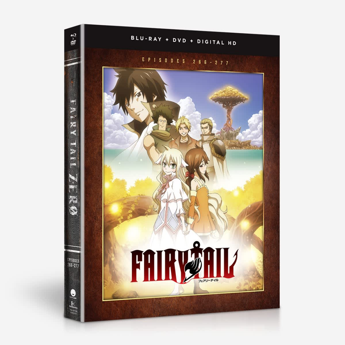 Fairy Tail - Zero - Season 8 - BD... Home Video