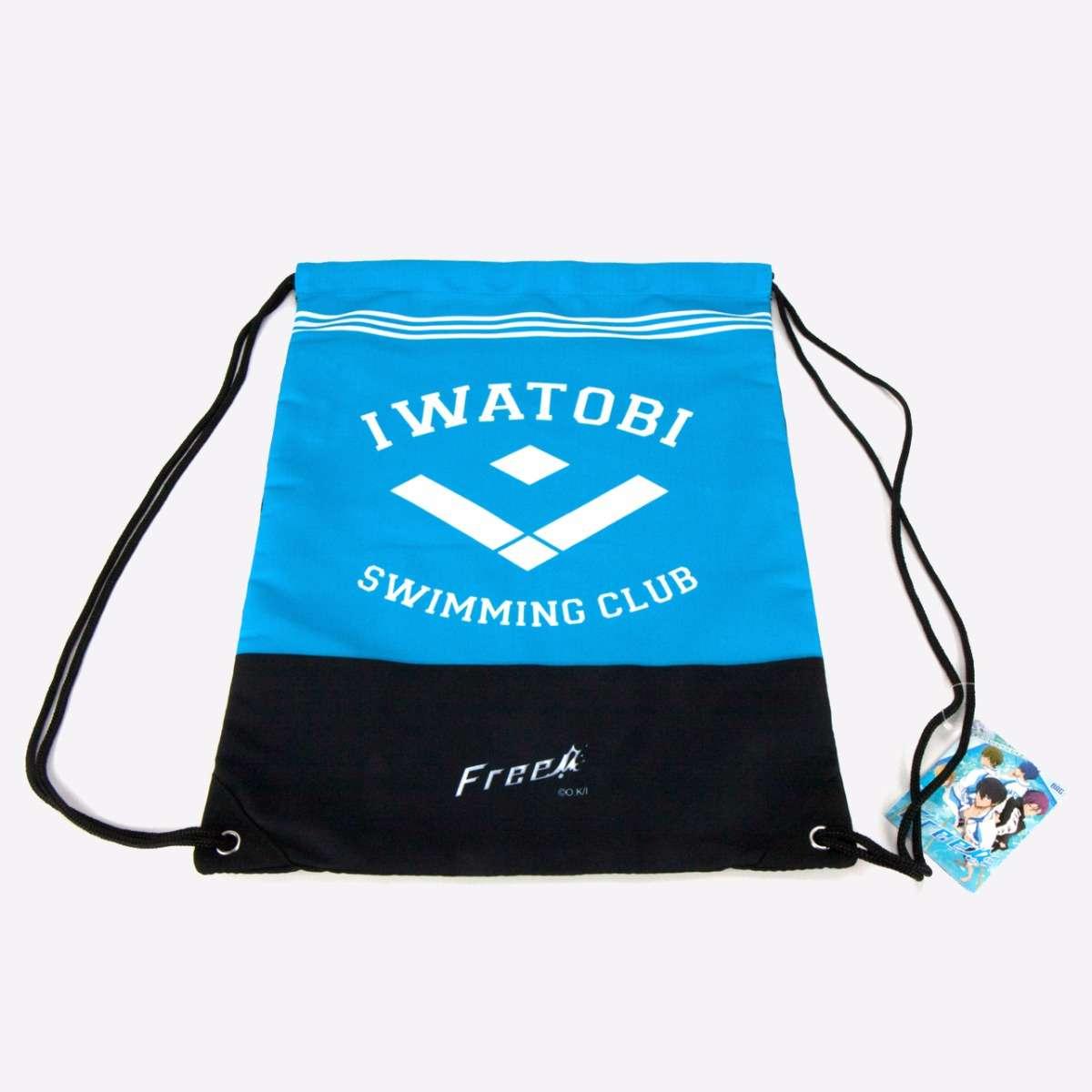 Iwatobi SC Drawstring Bag accessories