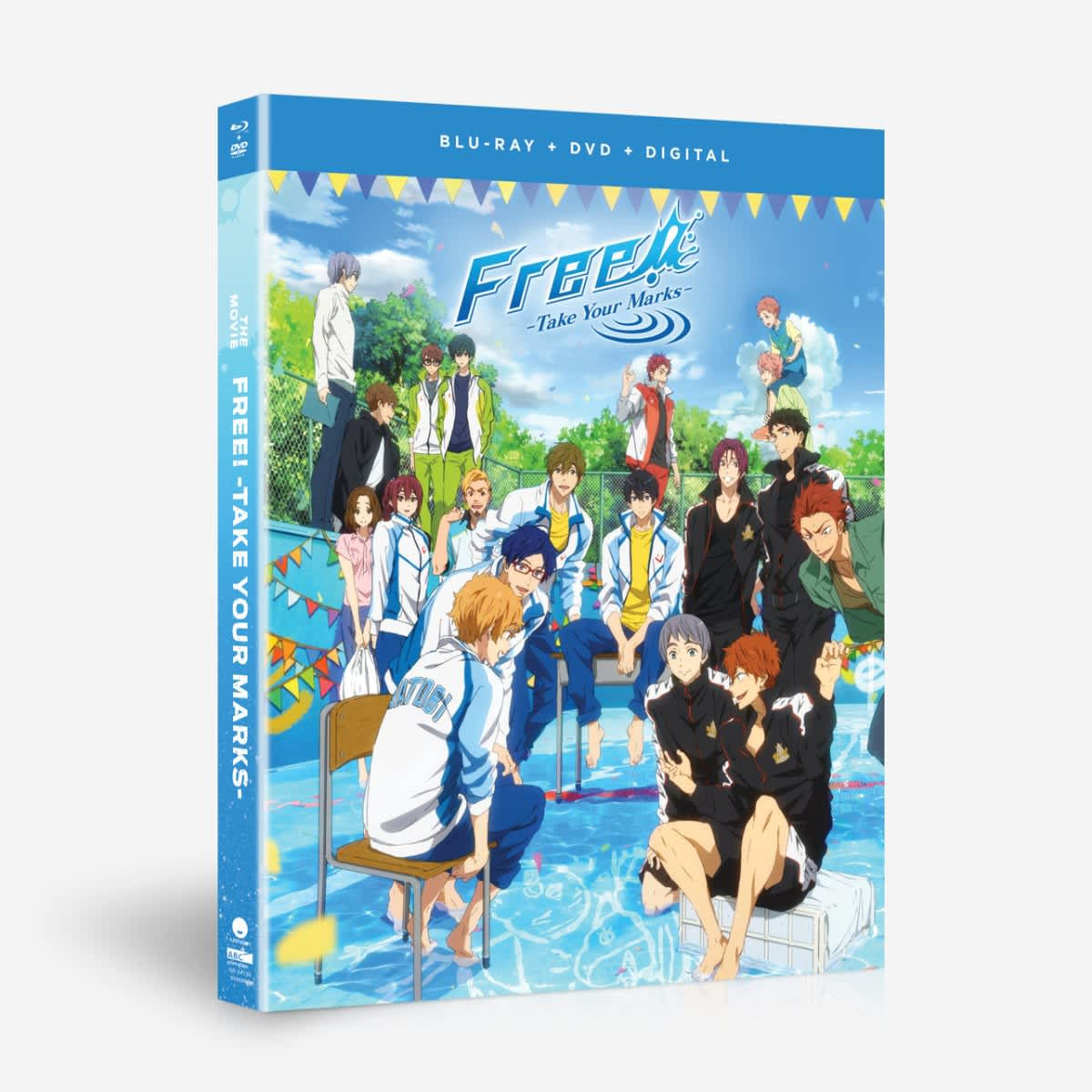 - Take Your Marks - BD/DVD Combo
