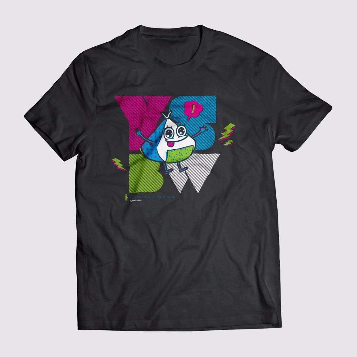 Oni-G YSBW T-Shirt apparel