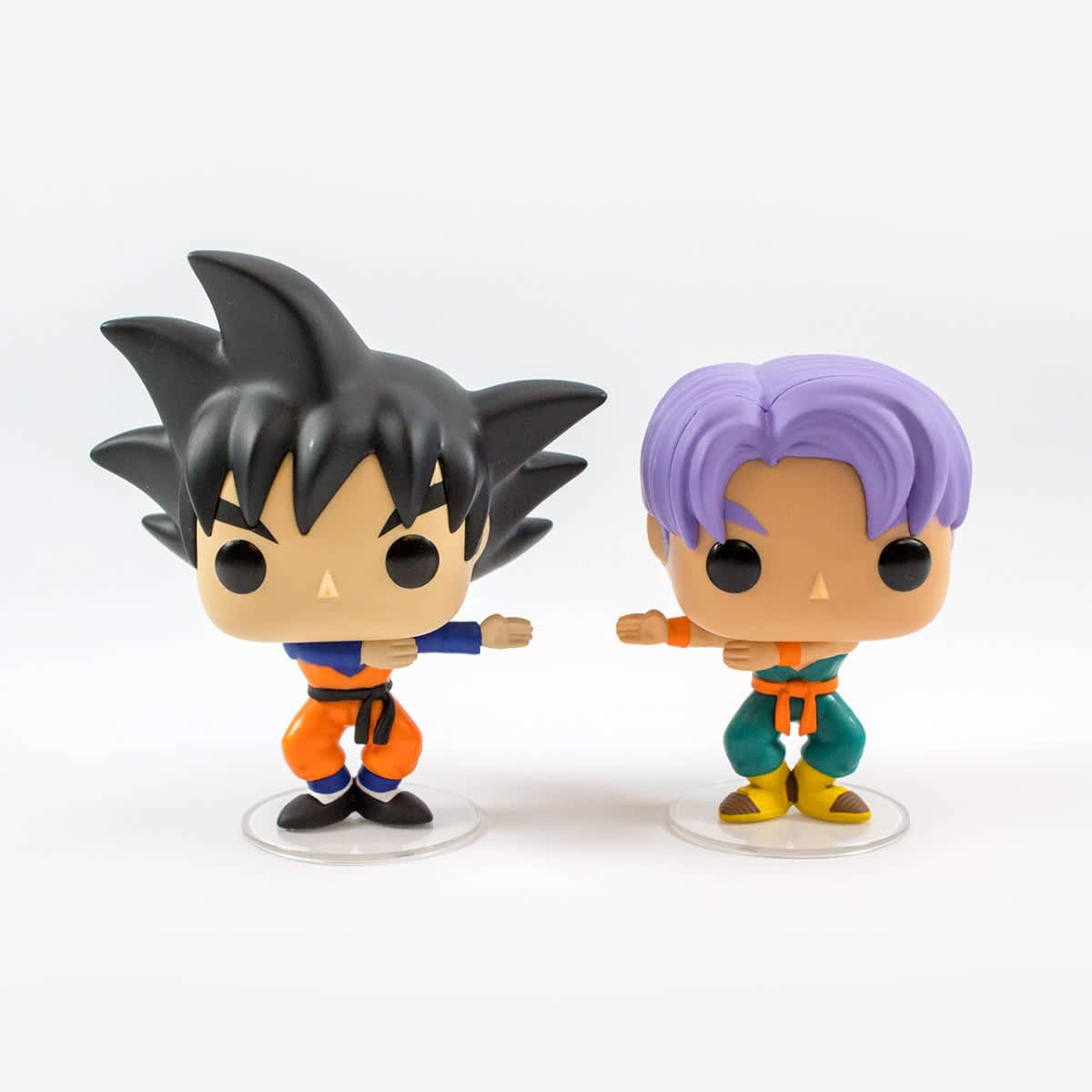 Funko Pop - Goten / Trunks Fusion 2PK figures-collectibles