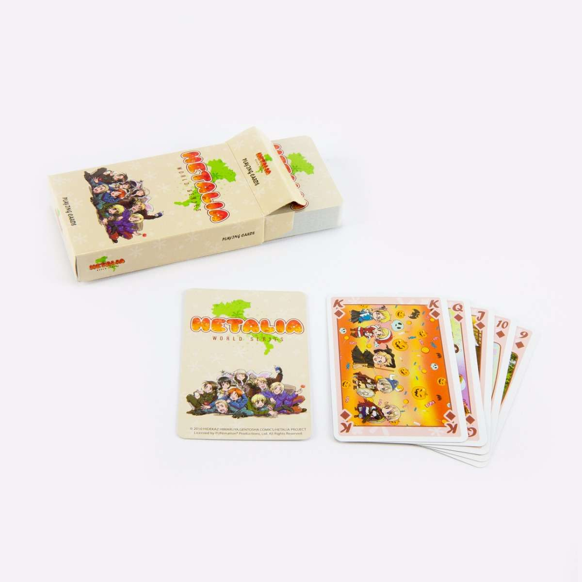 WS Playing Cards toys-games