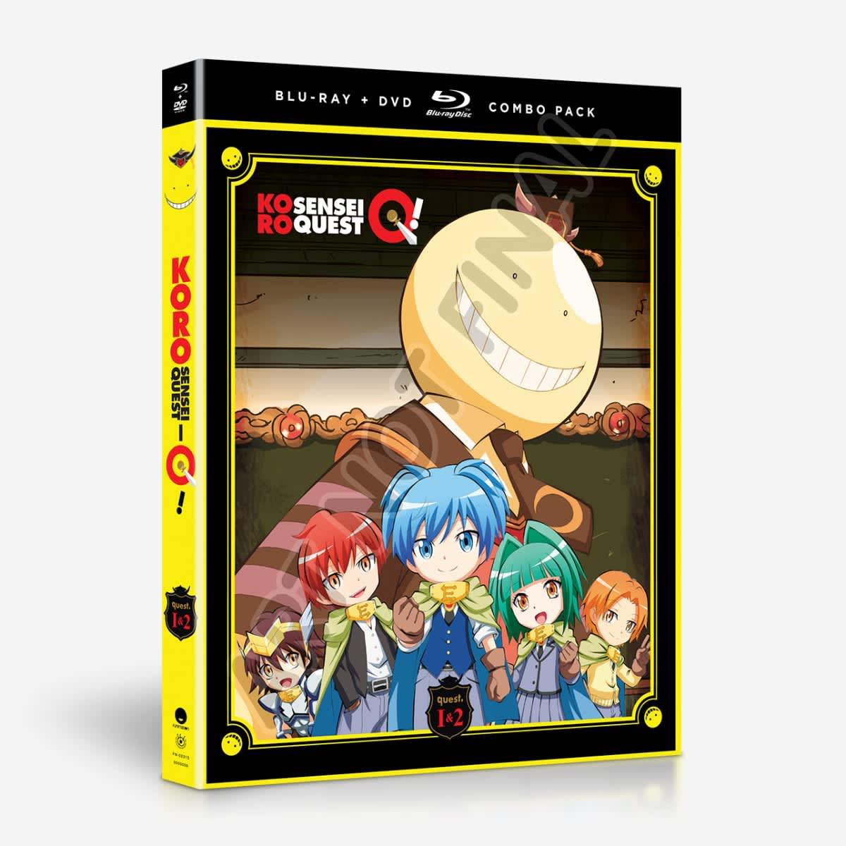 Shorts - BD/DVD Combo home-video