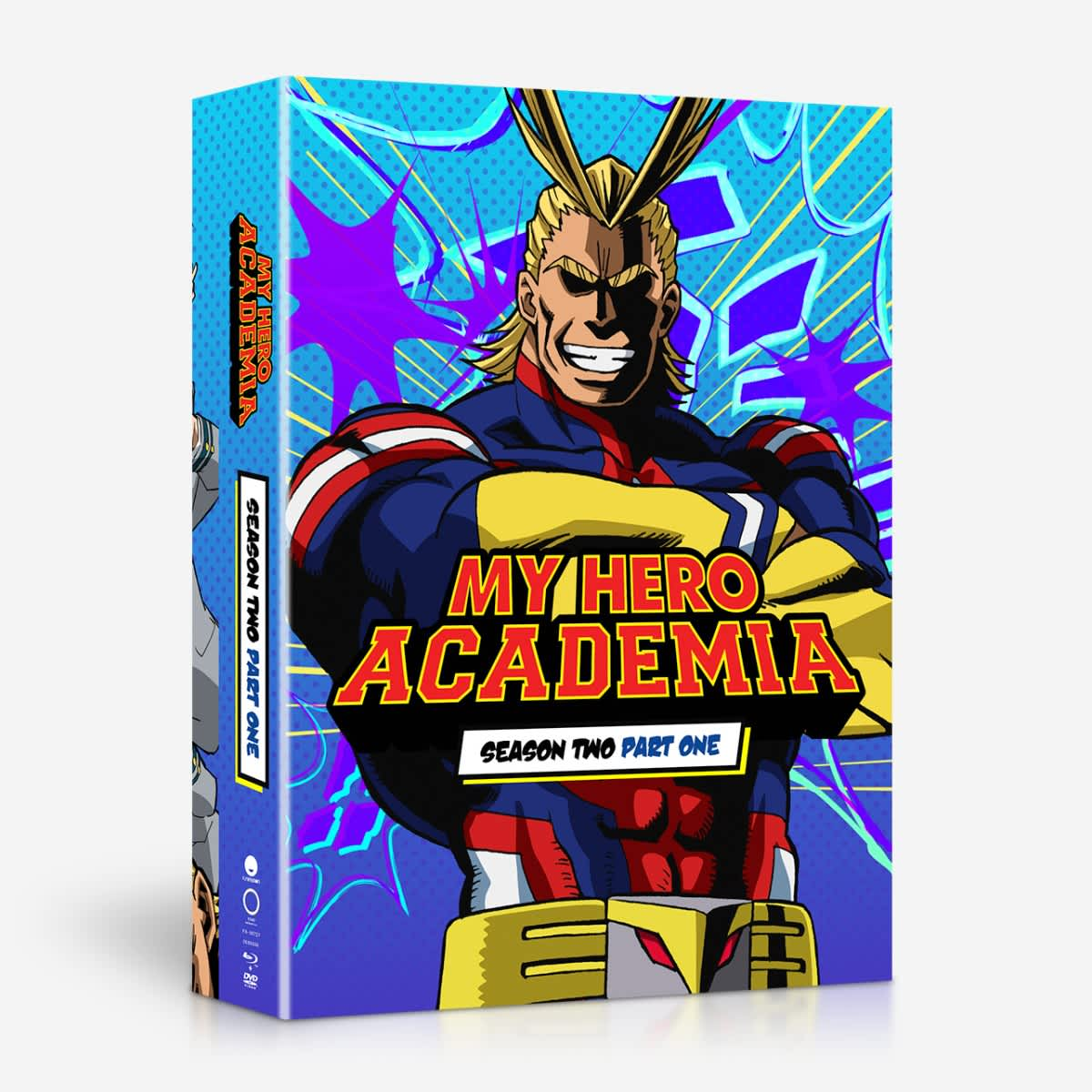 My Hero Academia Season 3 SimulDub Date - Funimation - Blog!