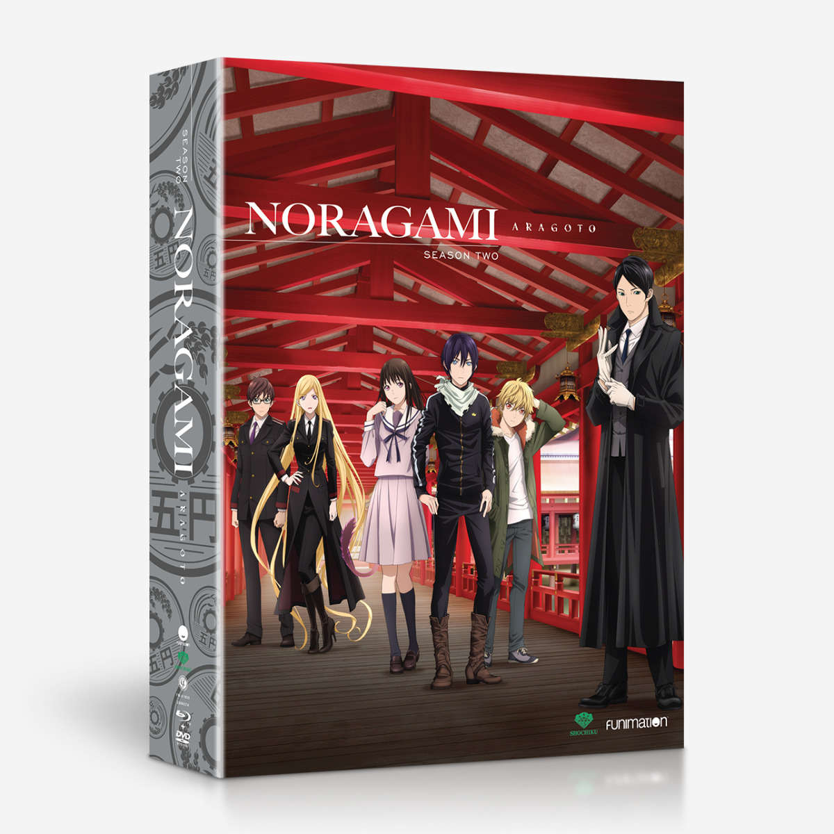 Season Two - Limited Edition home-video