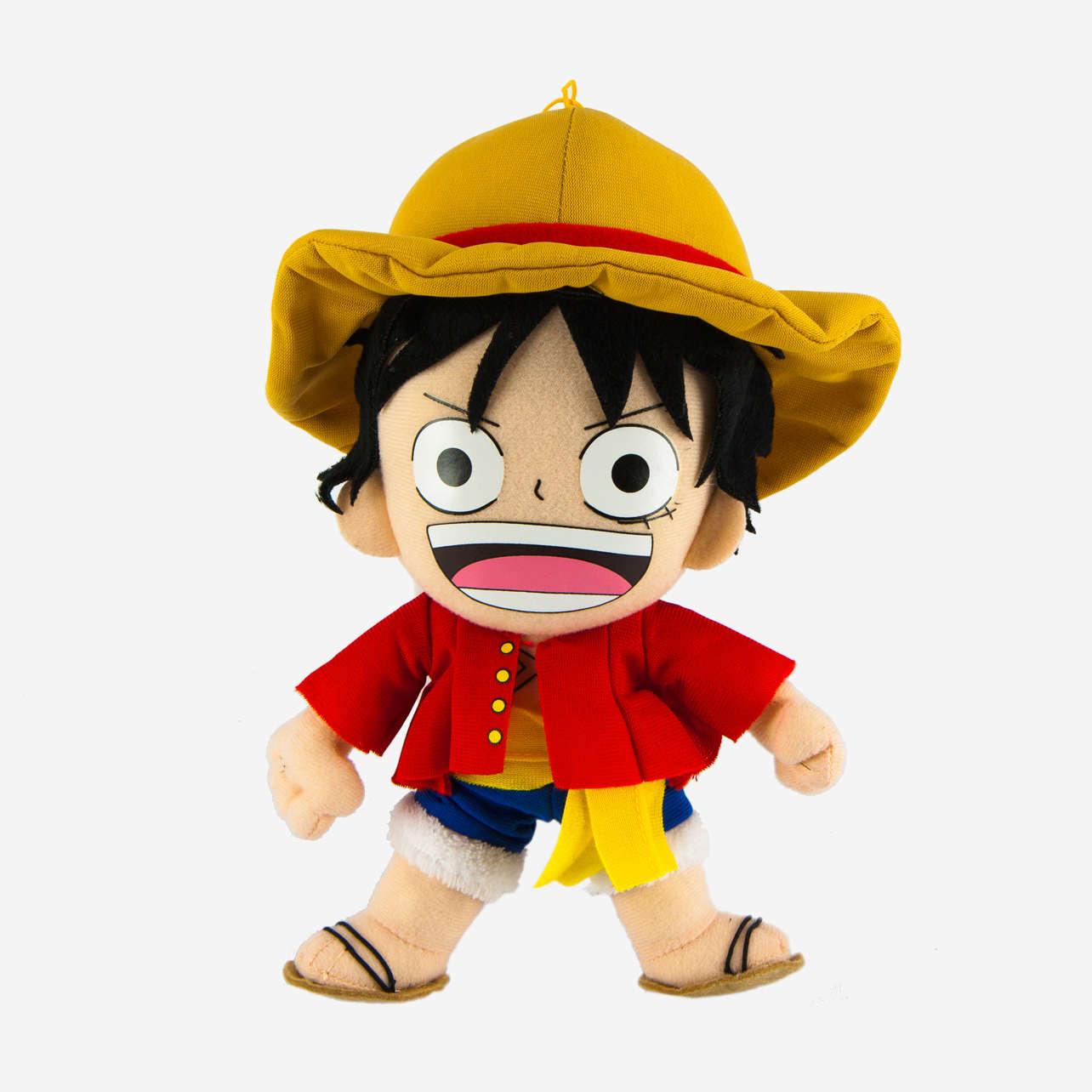 Luffy Plush 8'' toys-games