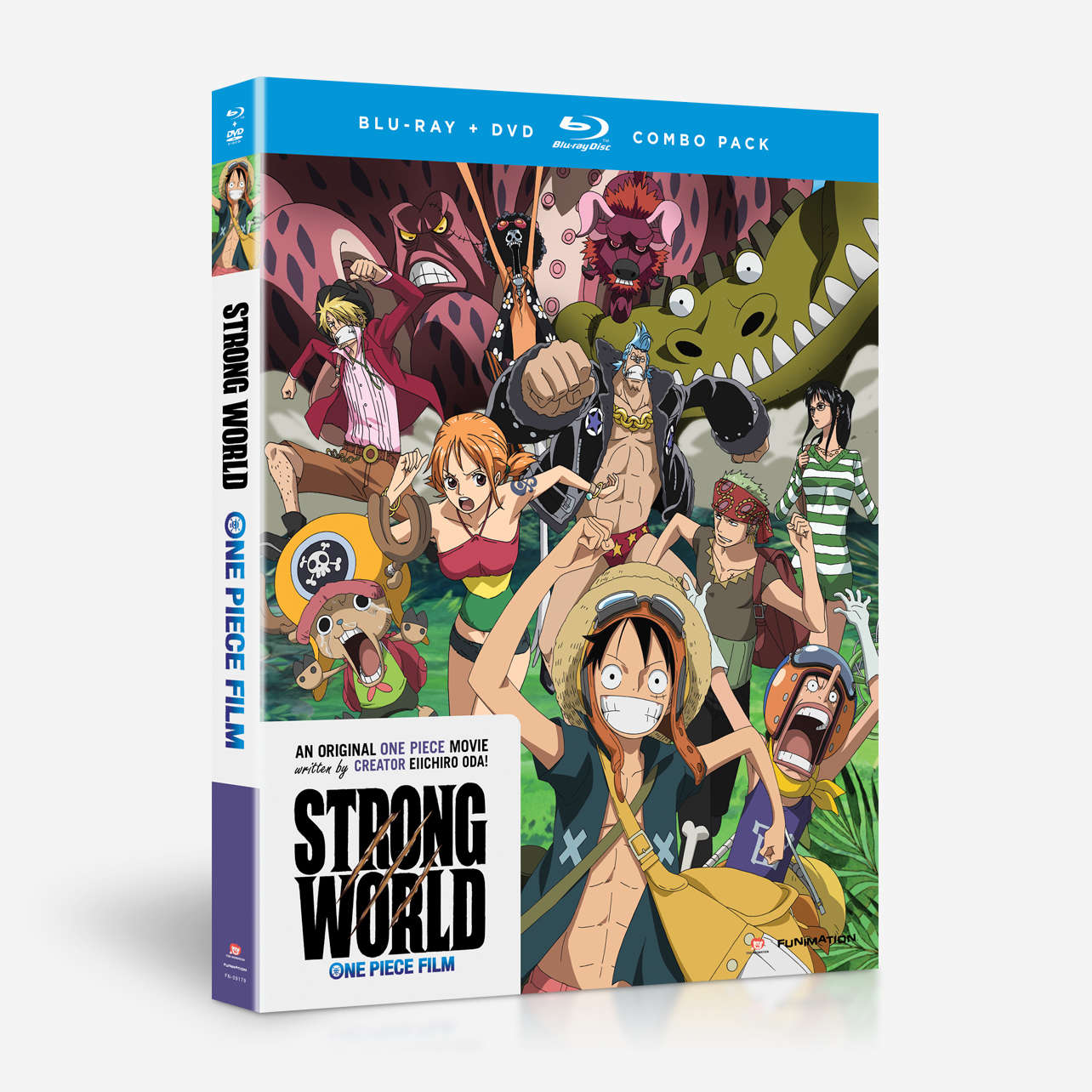 Strong World - Movie home-video