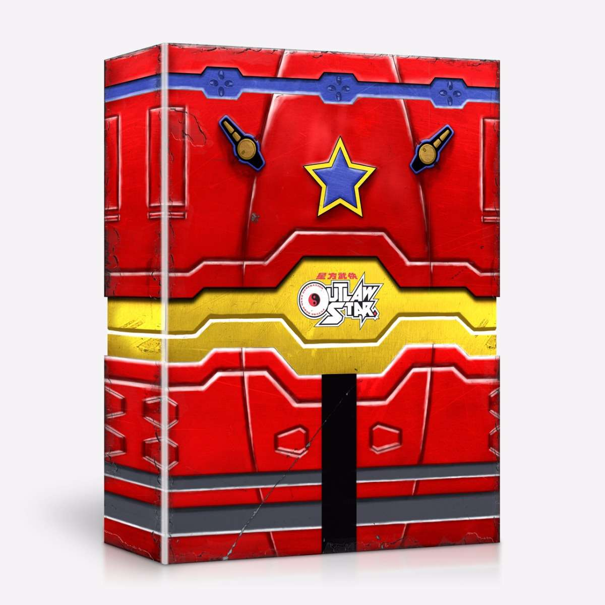 The Complete Series - BD/DVD Combo - Collector's Edition home-video