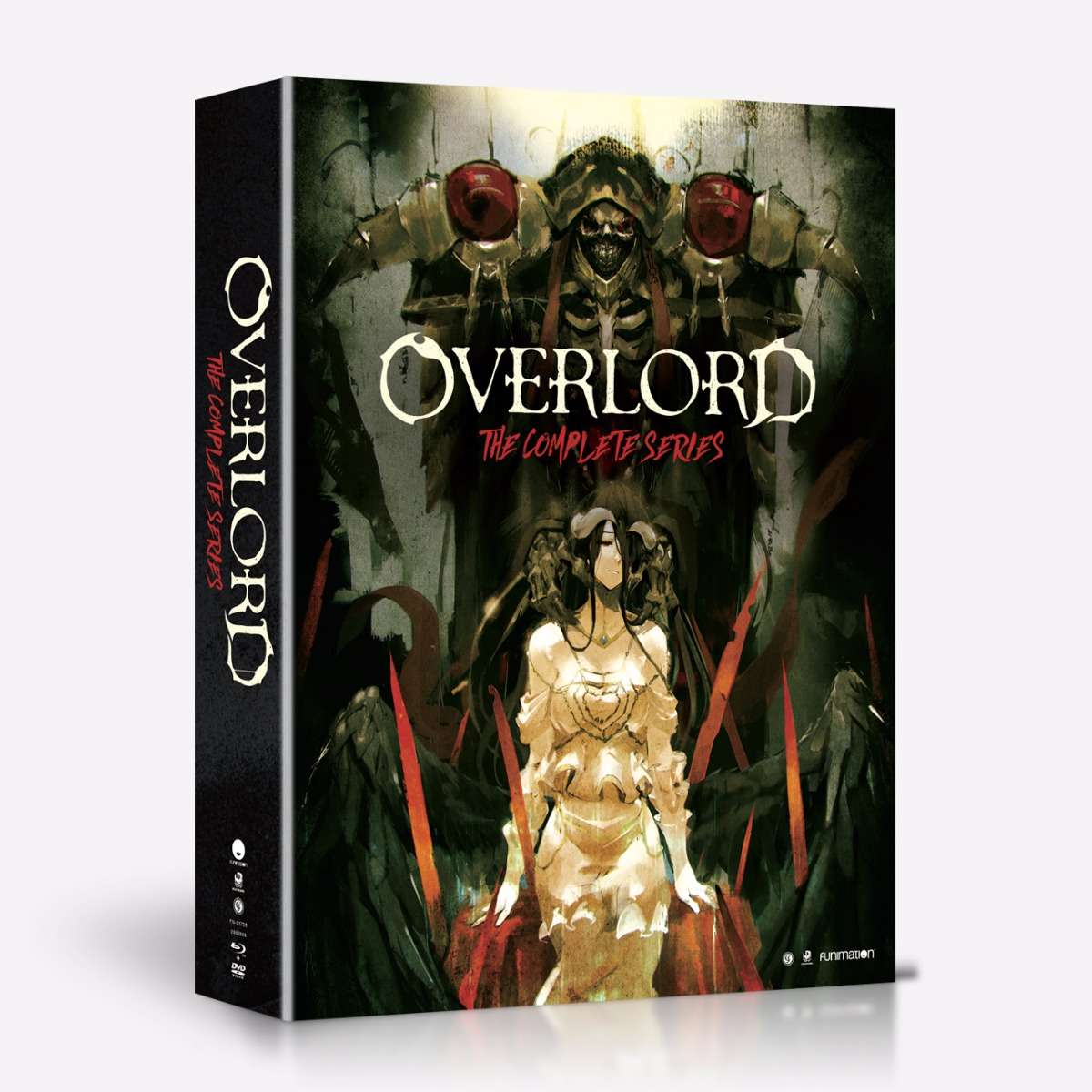 Overlord - The Complete Series - Limited Edition-Overlord | Home-Video