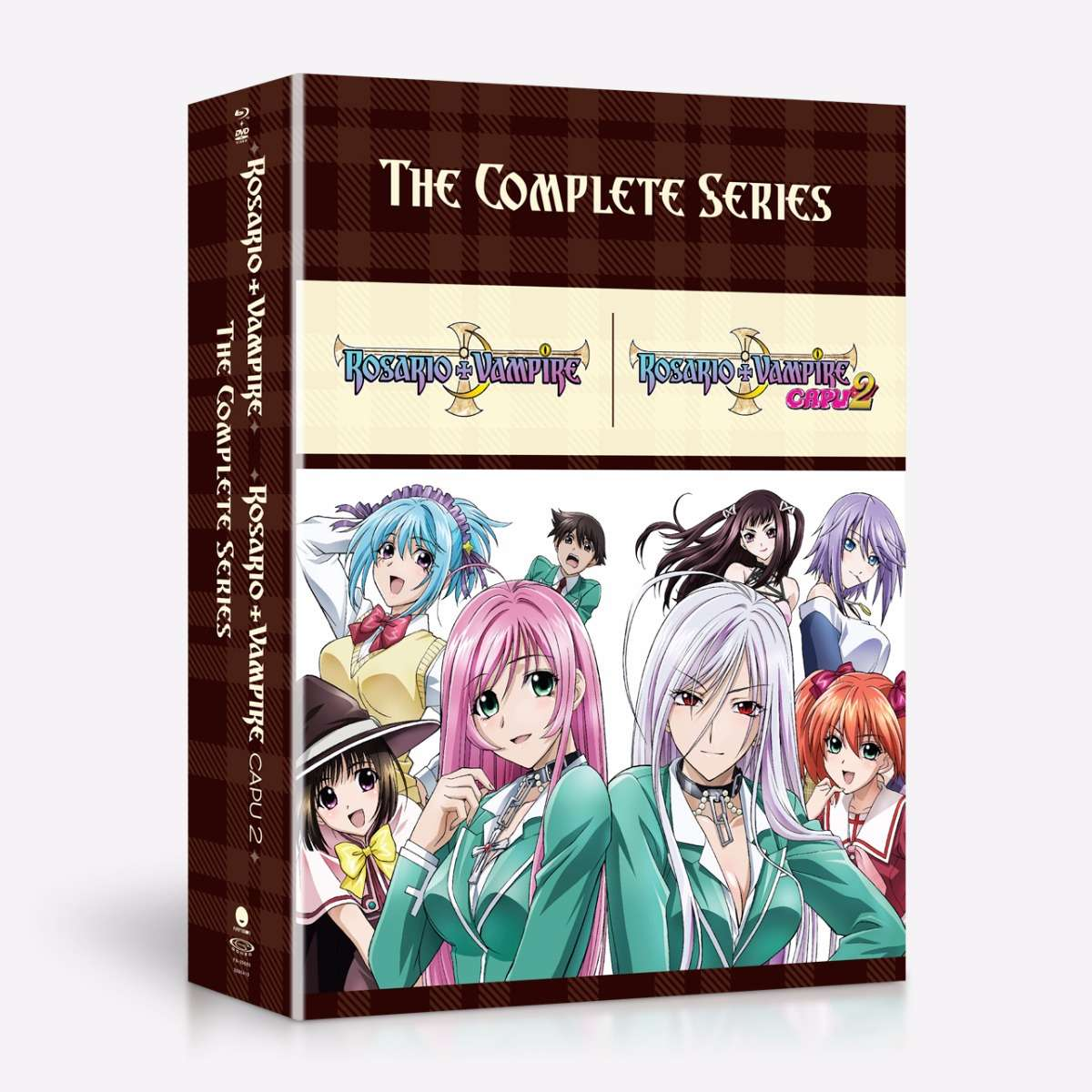 Complete Series - BD/DVD Combo home-video