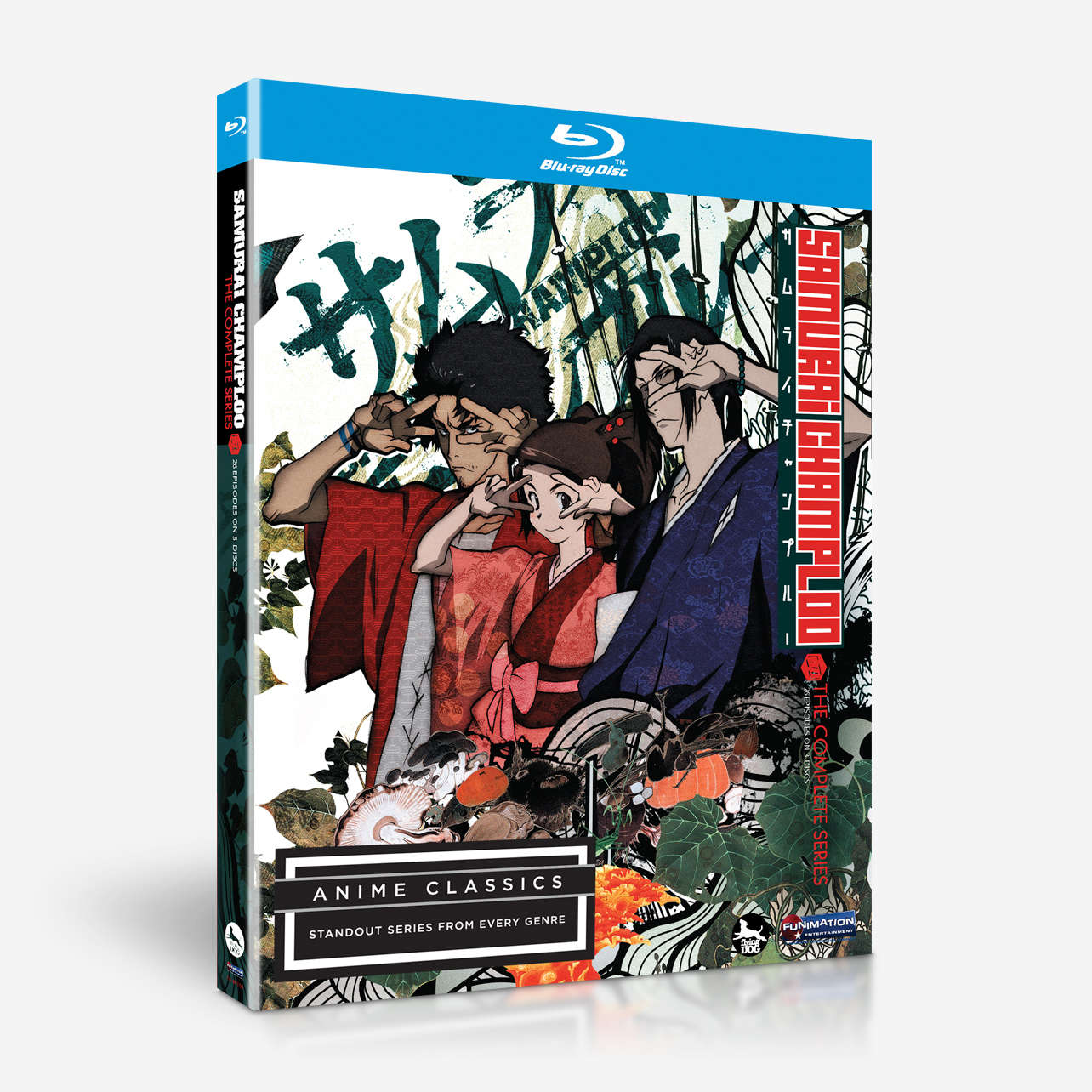The Complete Series - Anime Classics home-video