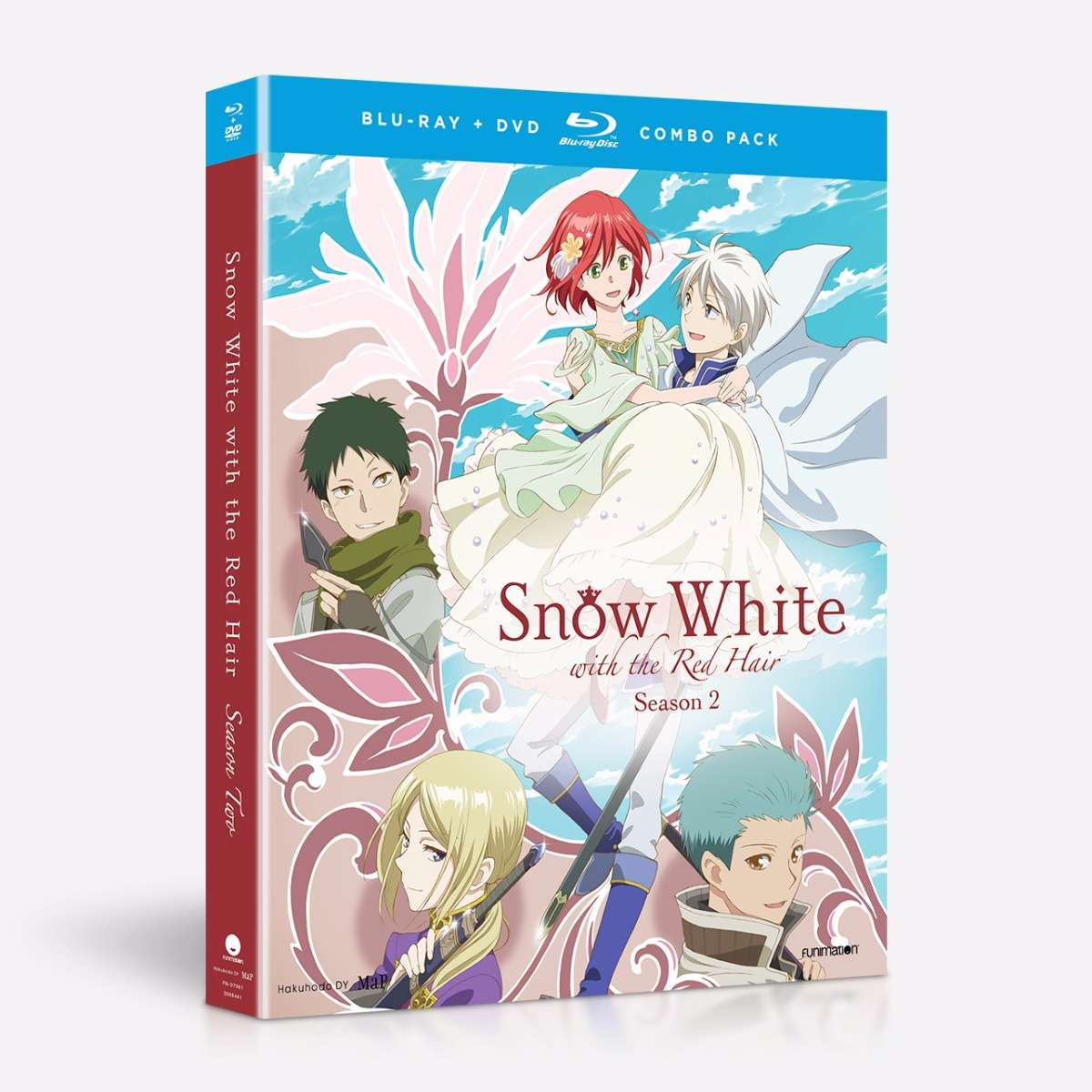 Season Two - BD/DVD Combo home-video