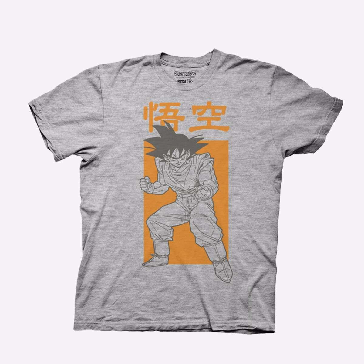 Goku T-shirt apparel