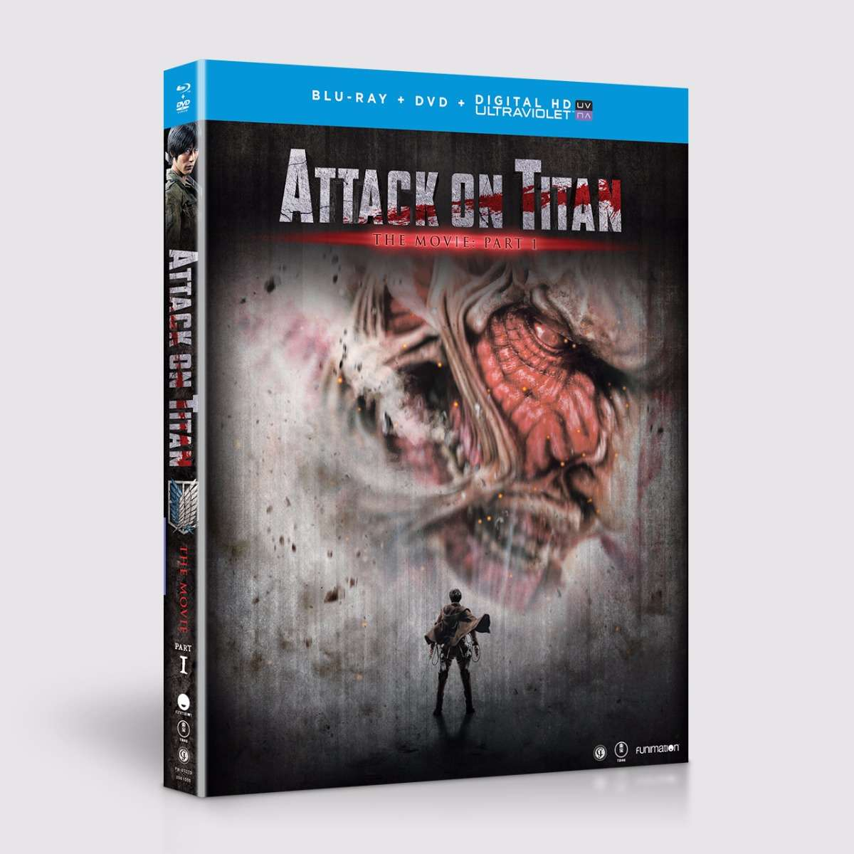 The Movie : Part 1 - BD/DVD Combo + UV home-video