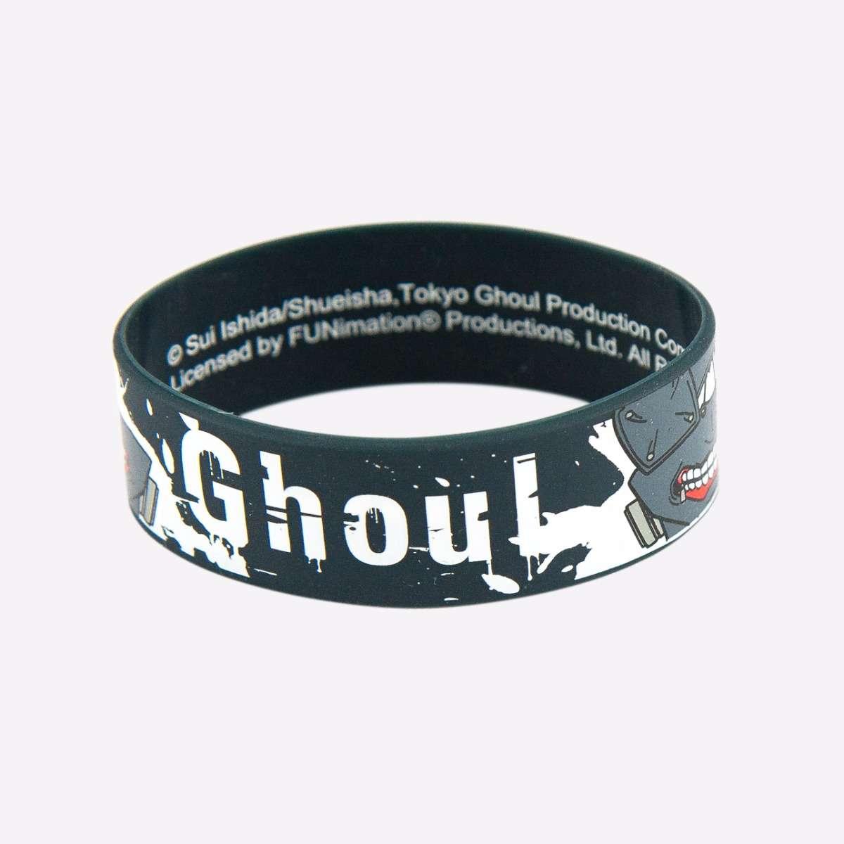 Kaneki Mask PVC Wristband accessories