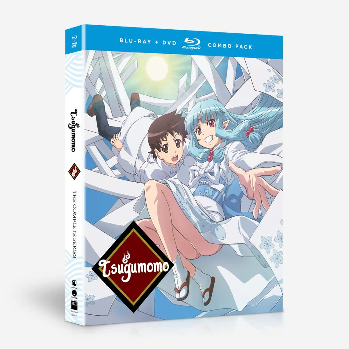 The Complete Series - BD/DVD Combo