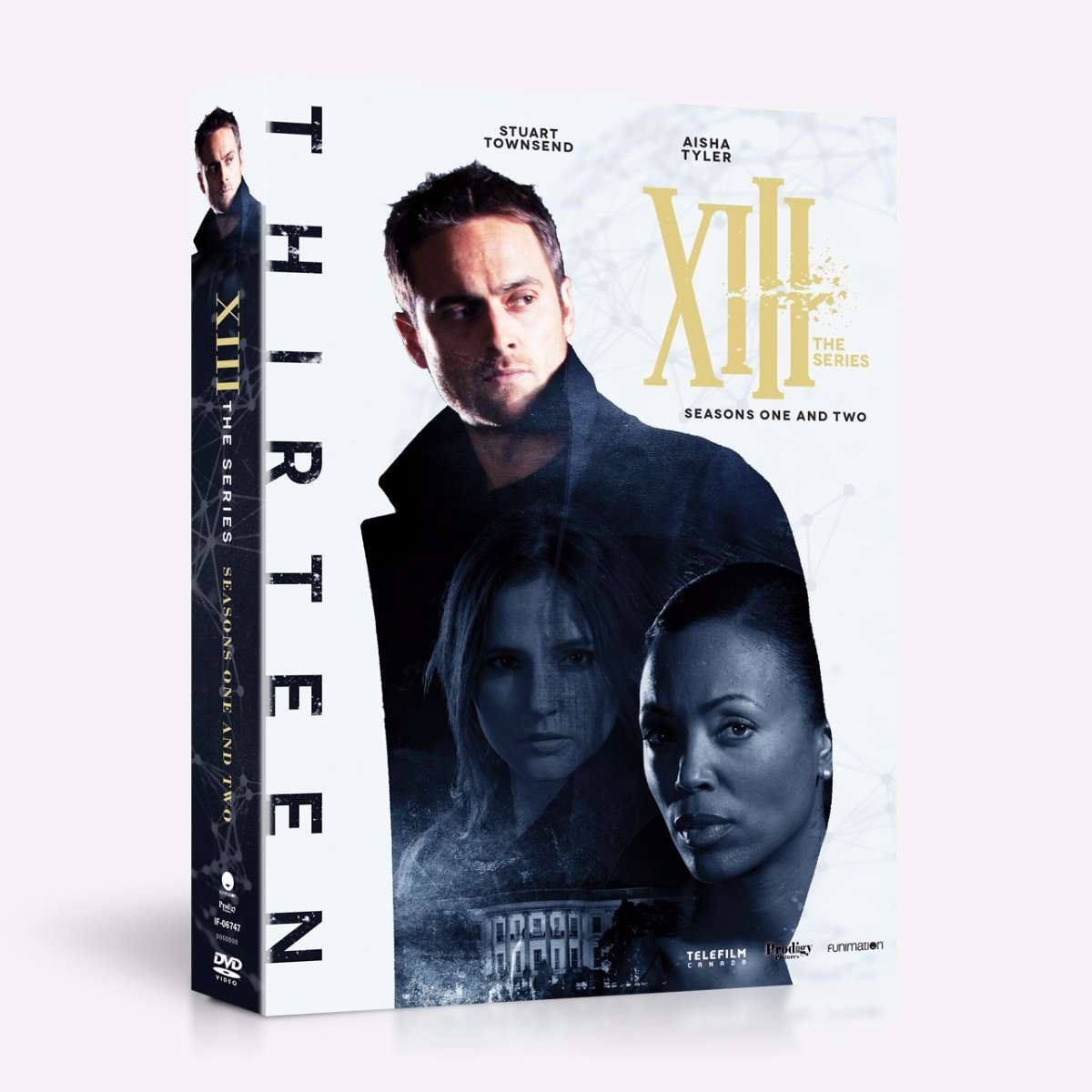 The Complete Series - DVD home-video