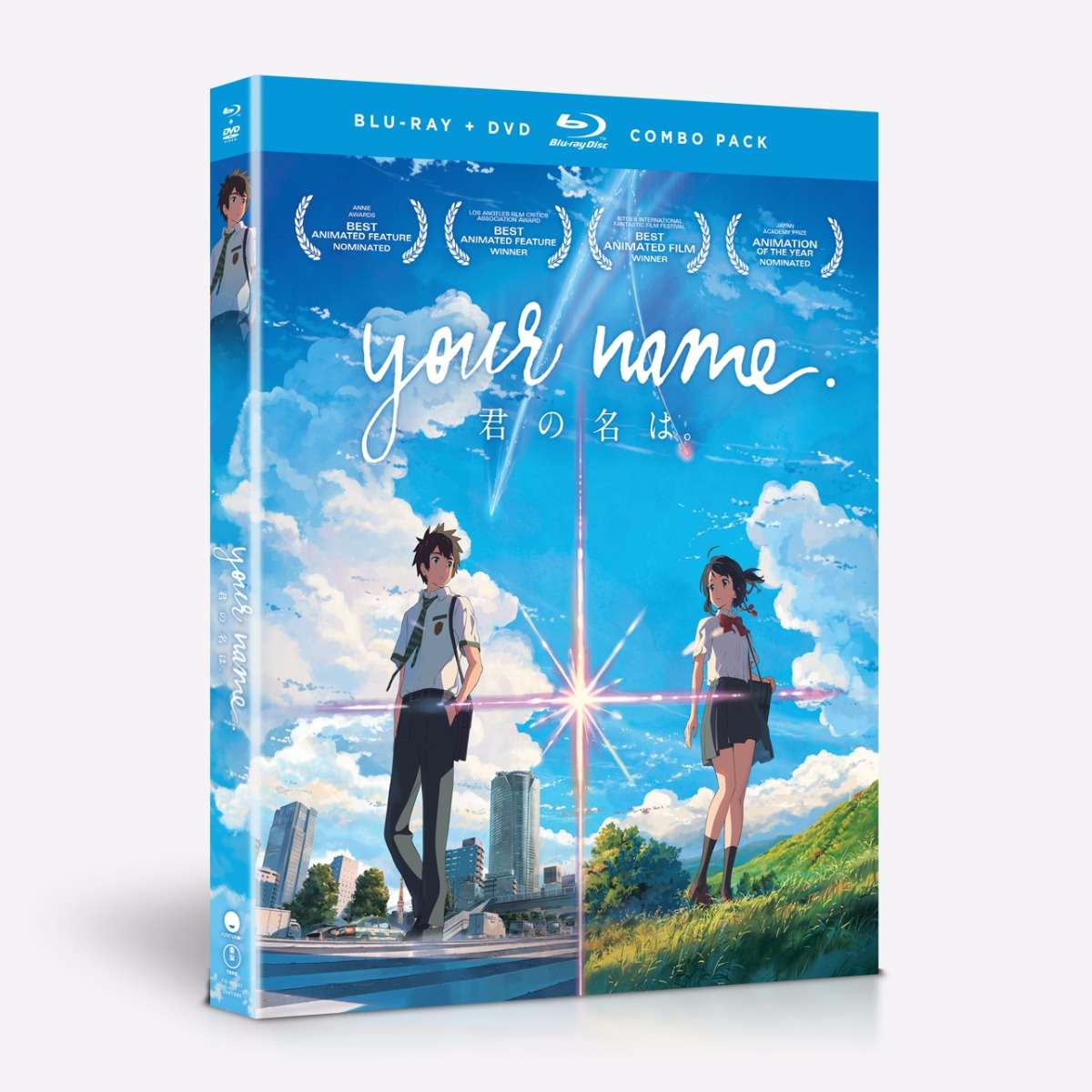 Movie -  BD/DVD Combo home-video