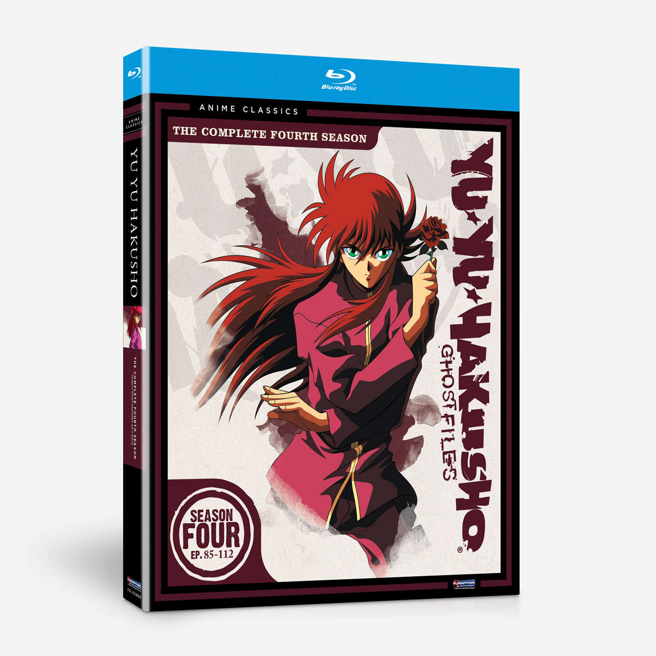 Season Four - Anime Classics home-video