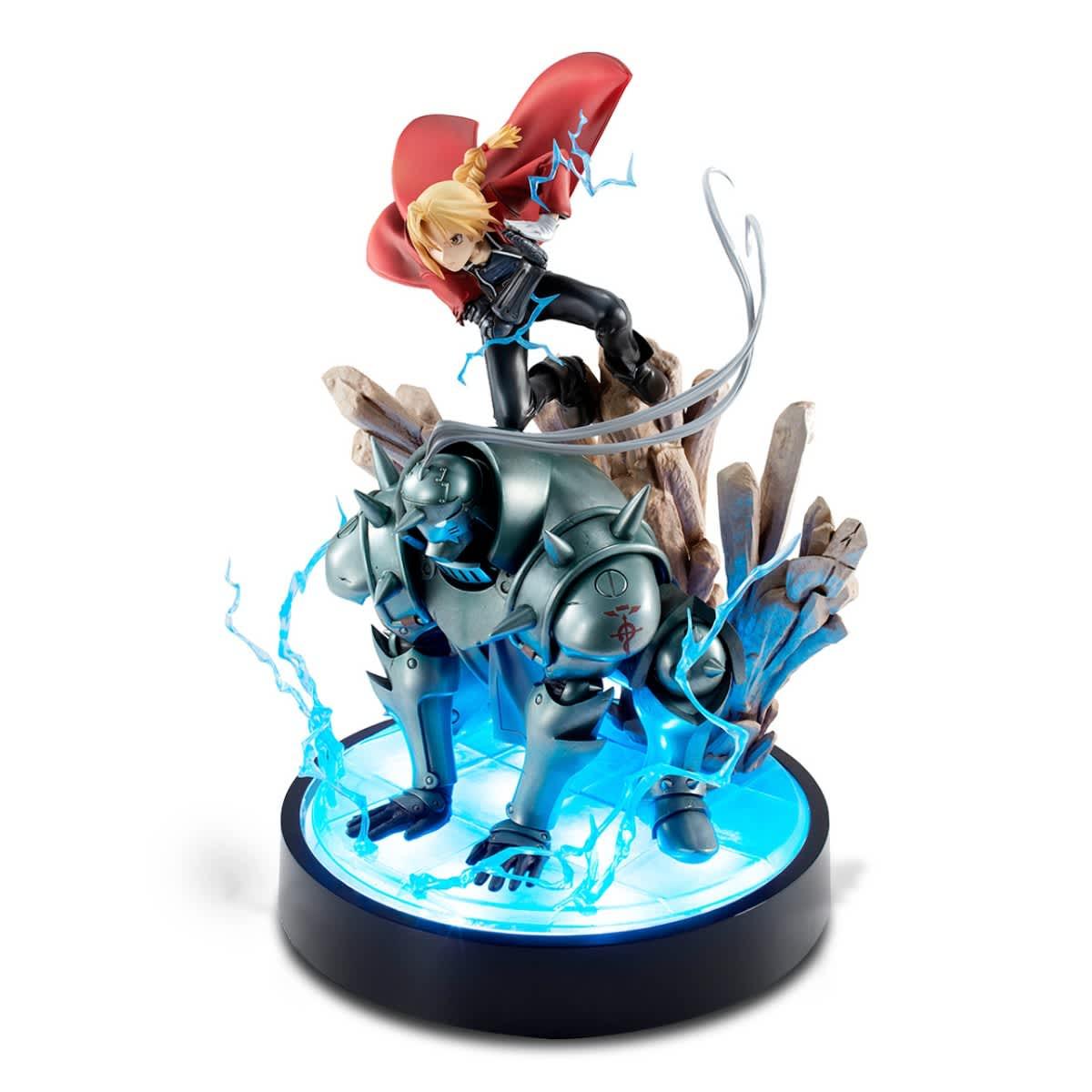 Shop Fullmetal Alchemist: Brotherhood Precious G.E.M ...