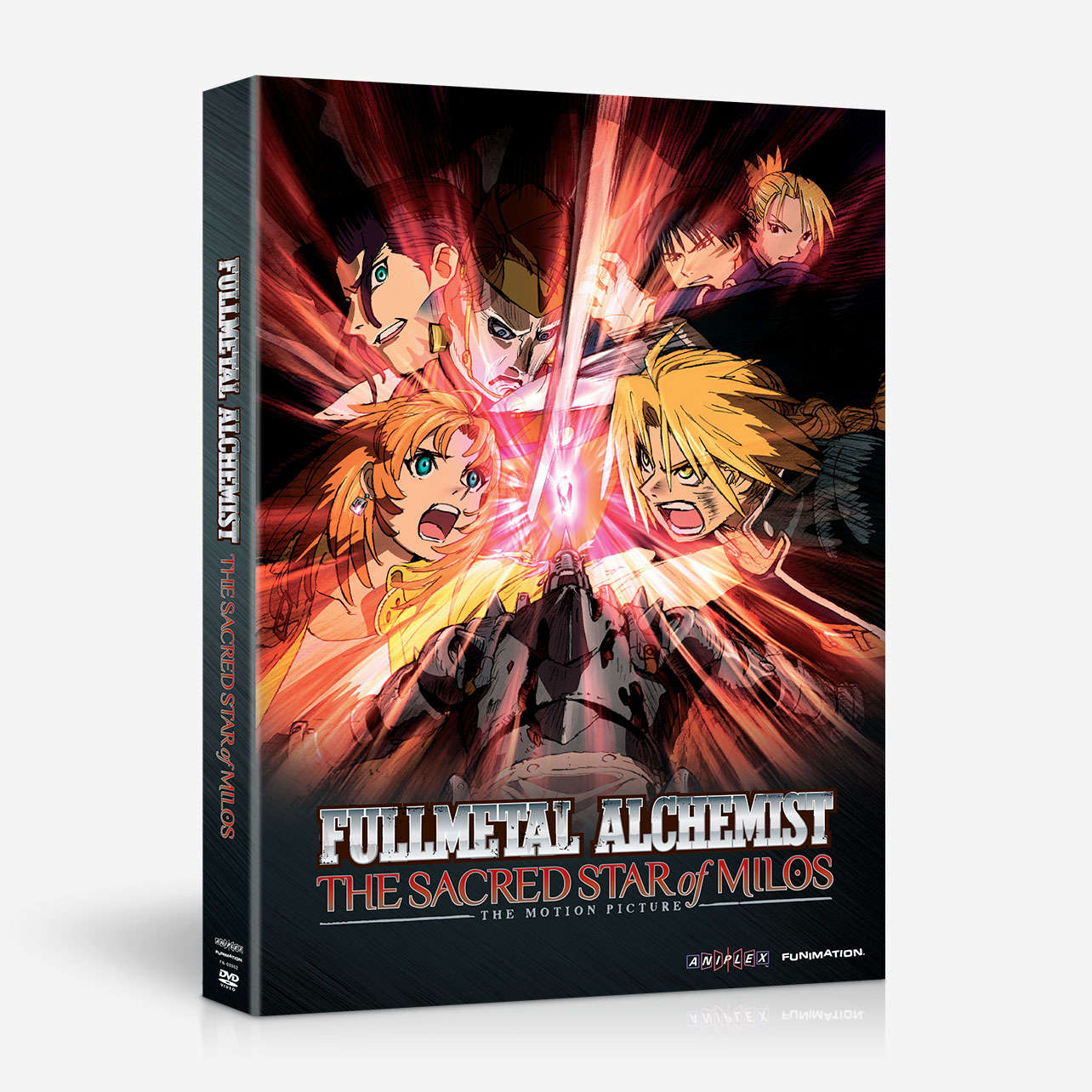 Fullmetal Alchemie The Sacred Star Of Milos Ger Sub Stream
