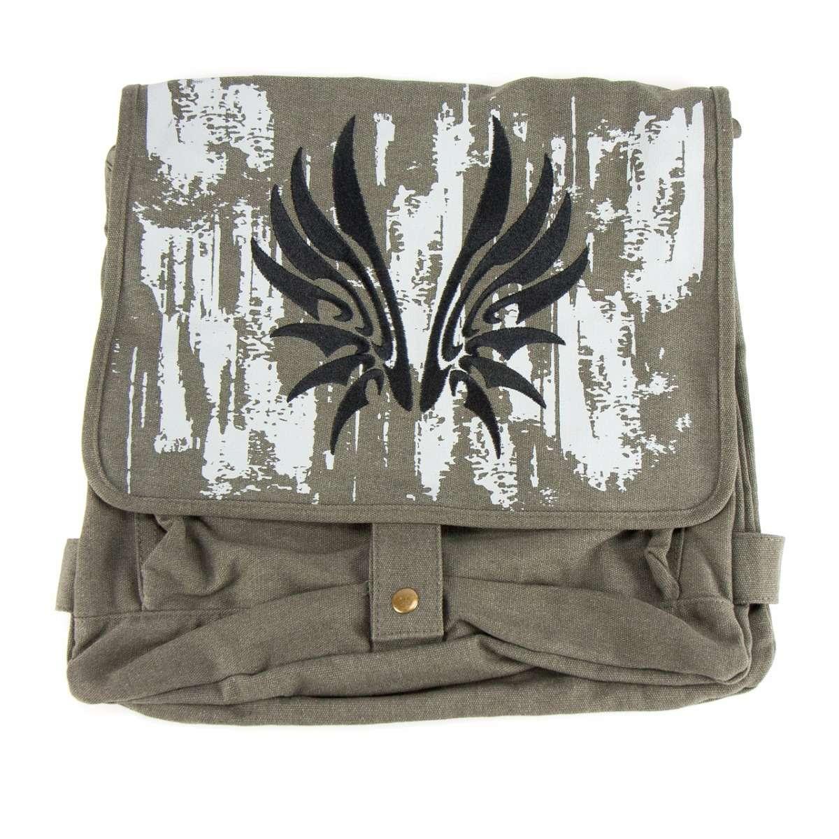 Tsubasa Reservoir Chronicle 1000x865: Shop Tsubasa RESERVoir CHRoNiCLE Wing Icon Messenger Bag