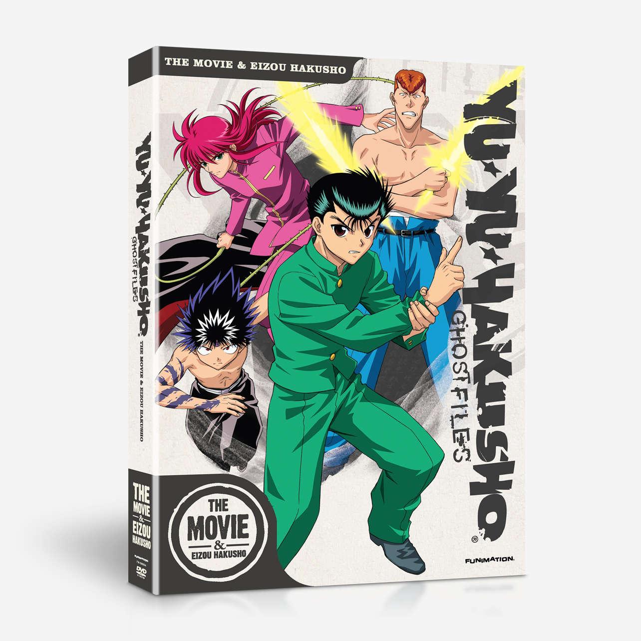 Shop Yu Yu Hakusho The Movie & Eizou Hakusho OVA | Funimation