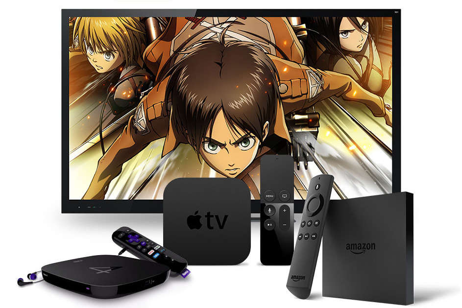 Streaming Players And Smart TV