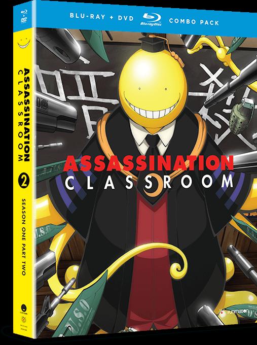 Watch Assassination Classroom Episodes Sub & Dub | Action