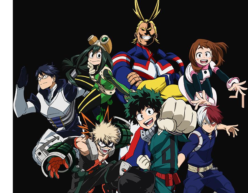 MHA Characters