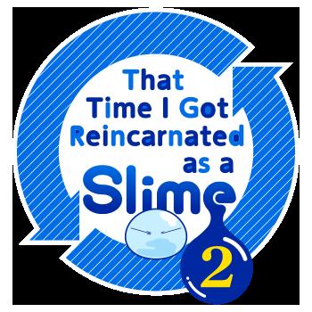 That Time I got Reincarnated as a Slime Logo