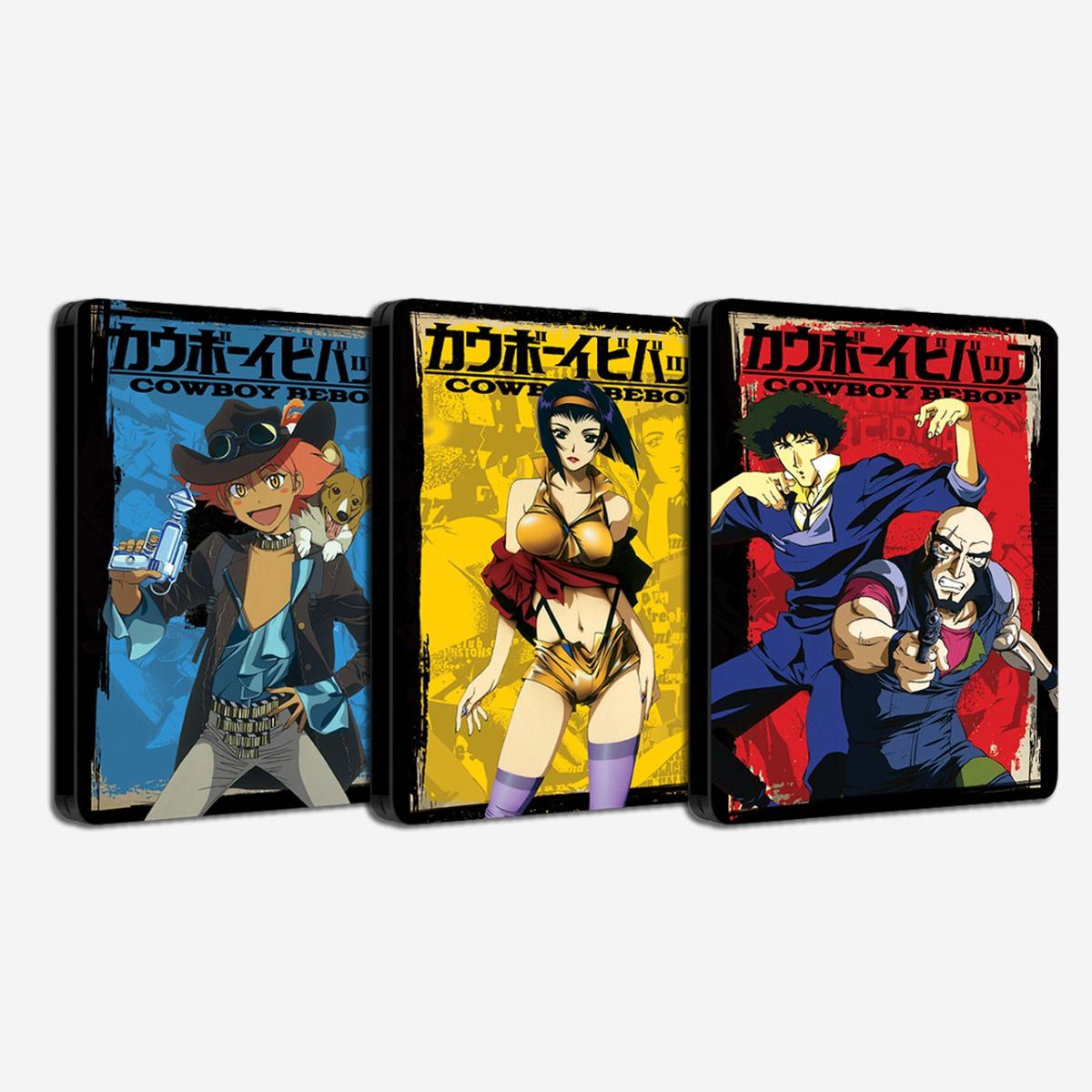 Cowboy Bebop: 20th Anniversary Collector's Edition(s) - Fandom Post