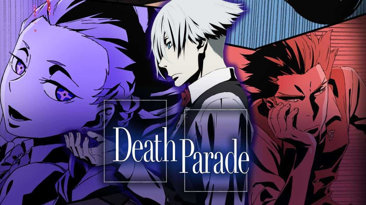 Watch Death Parade Episodes Sub Amp Dub Drama