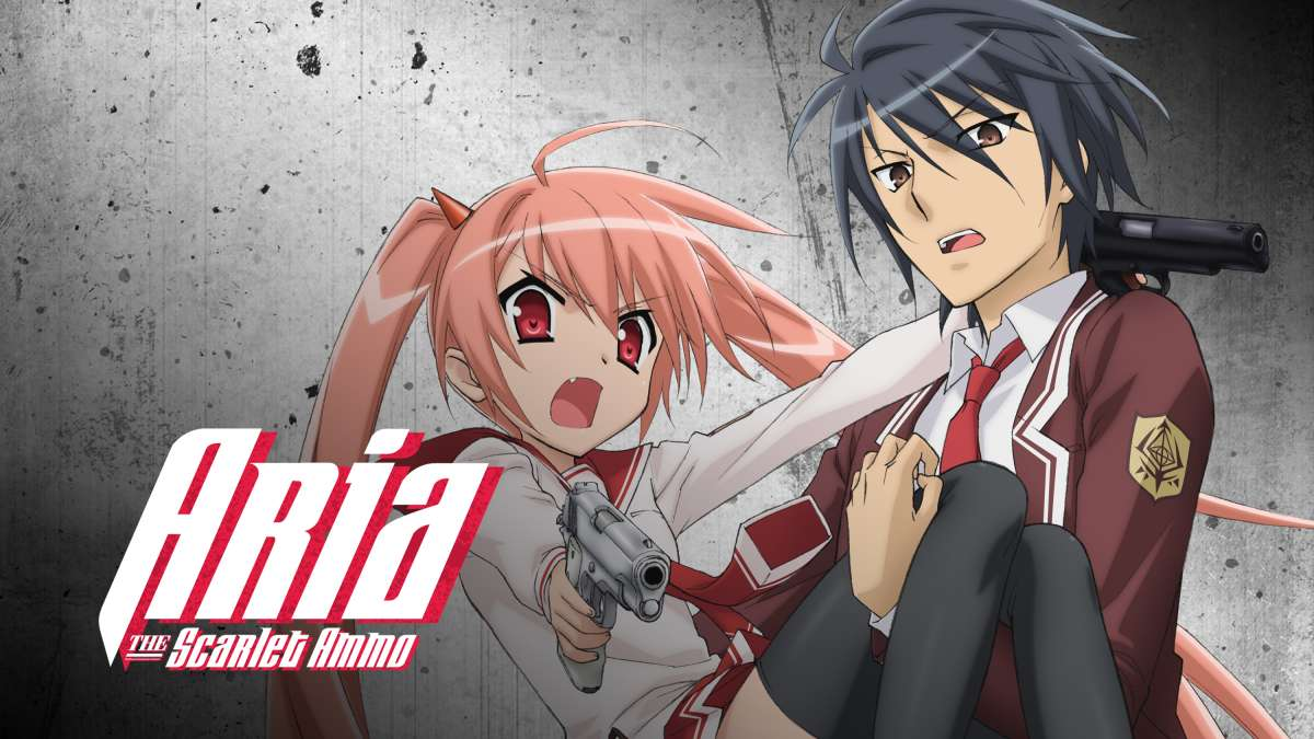 Watch Aria The Scarlet Ammo Episodes Sub Dub Action Adventure