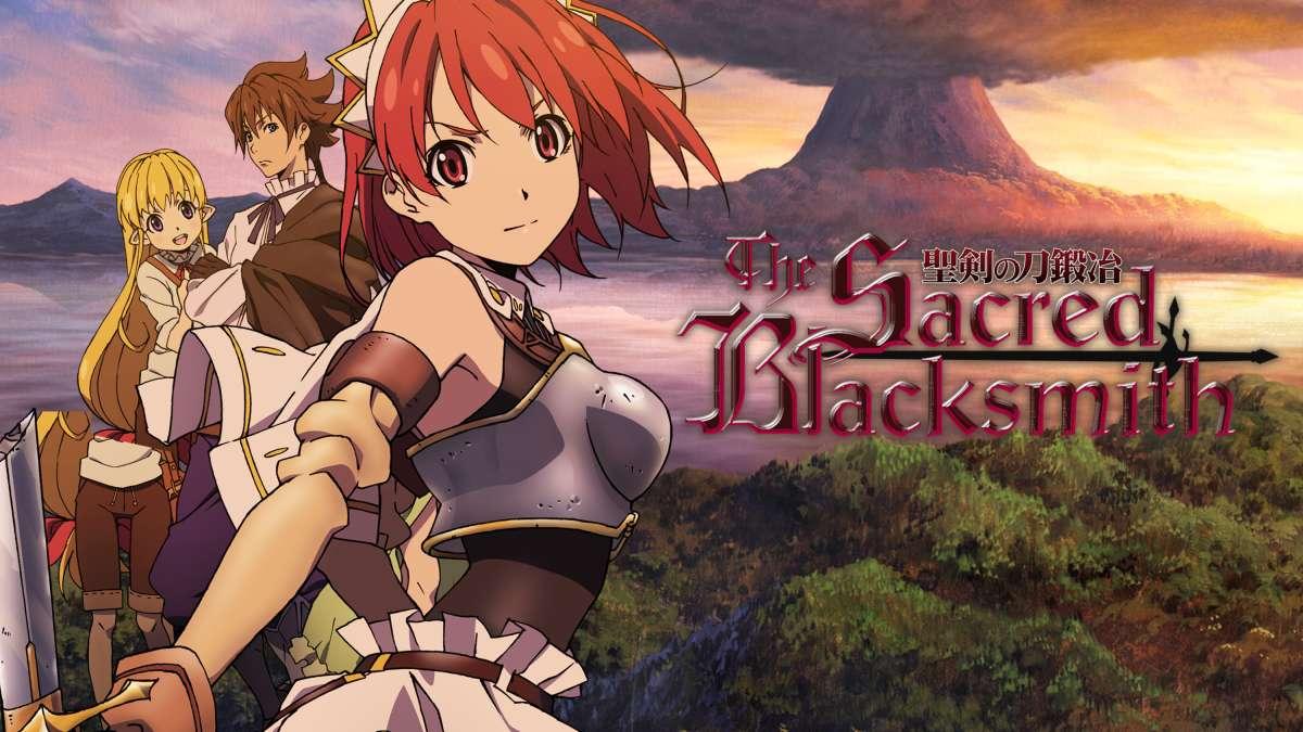 Watch The Sacred Blacksmith Episodes Sub & Dub   Action