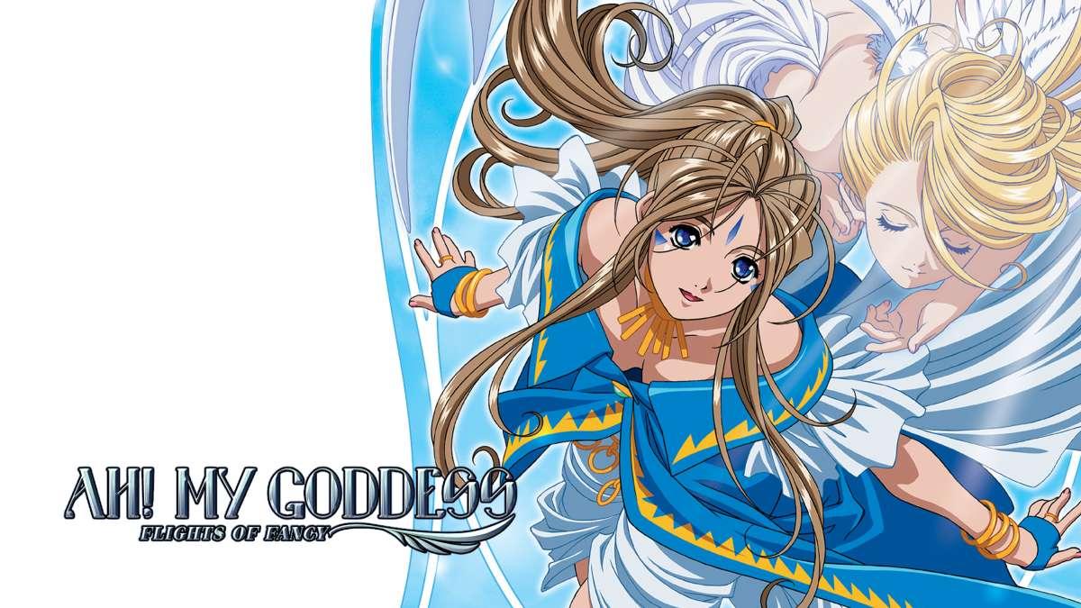Oh My Goddess Stream