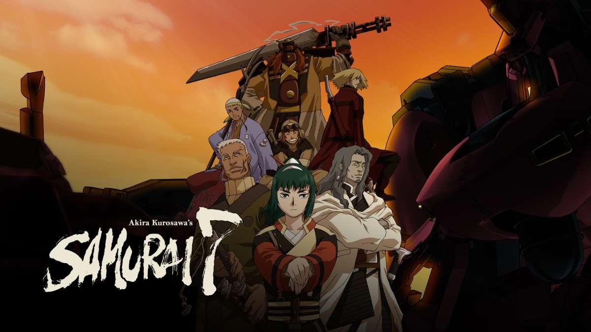 Samurai 7 Ger Dub