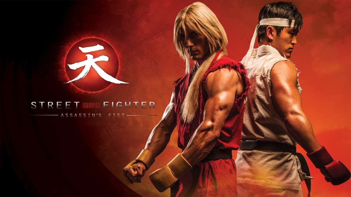 Watch Street Fighter Assassin S Fist Dub Action Adventure Live Action Anime Funimation