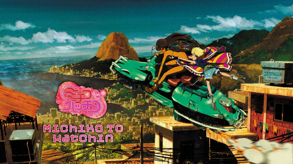 Stream Amp Watch Michiko Amp Hatchin Episodes Online Sub Amp Dub