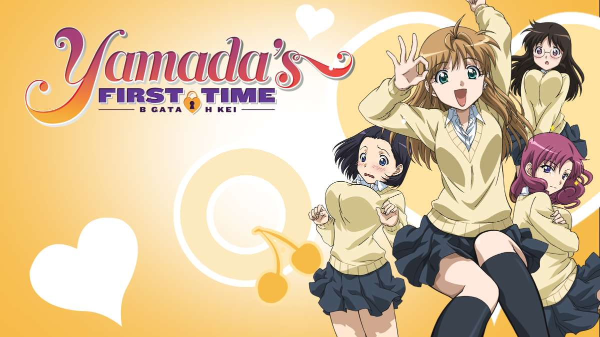 Watch Yamada's First Time: B Gata H Kei Episodes Sub & Dub